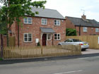 Photos from the Lilbourne housing development